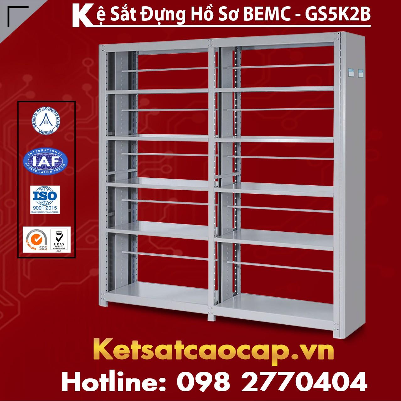 Kệ Sắt BEMC-GS5K2B