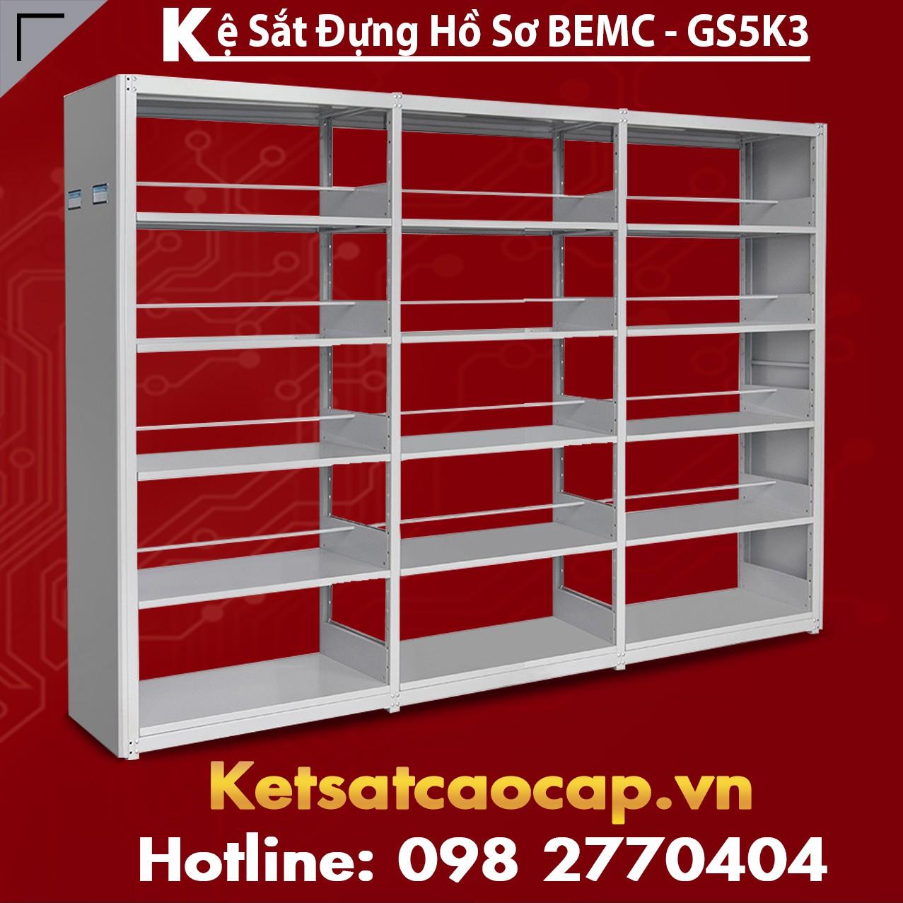 Kệ Sắt BEMC-GS5K3