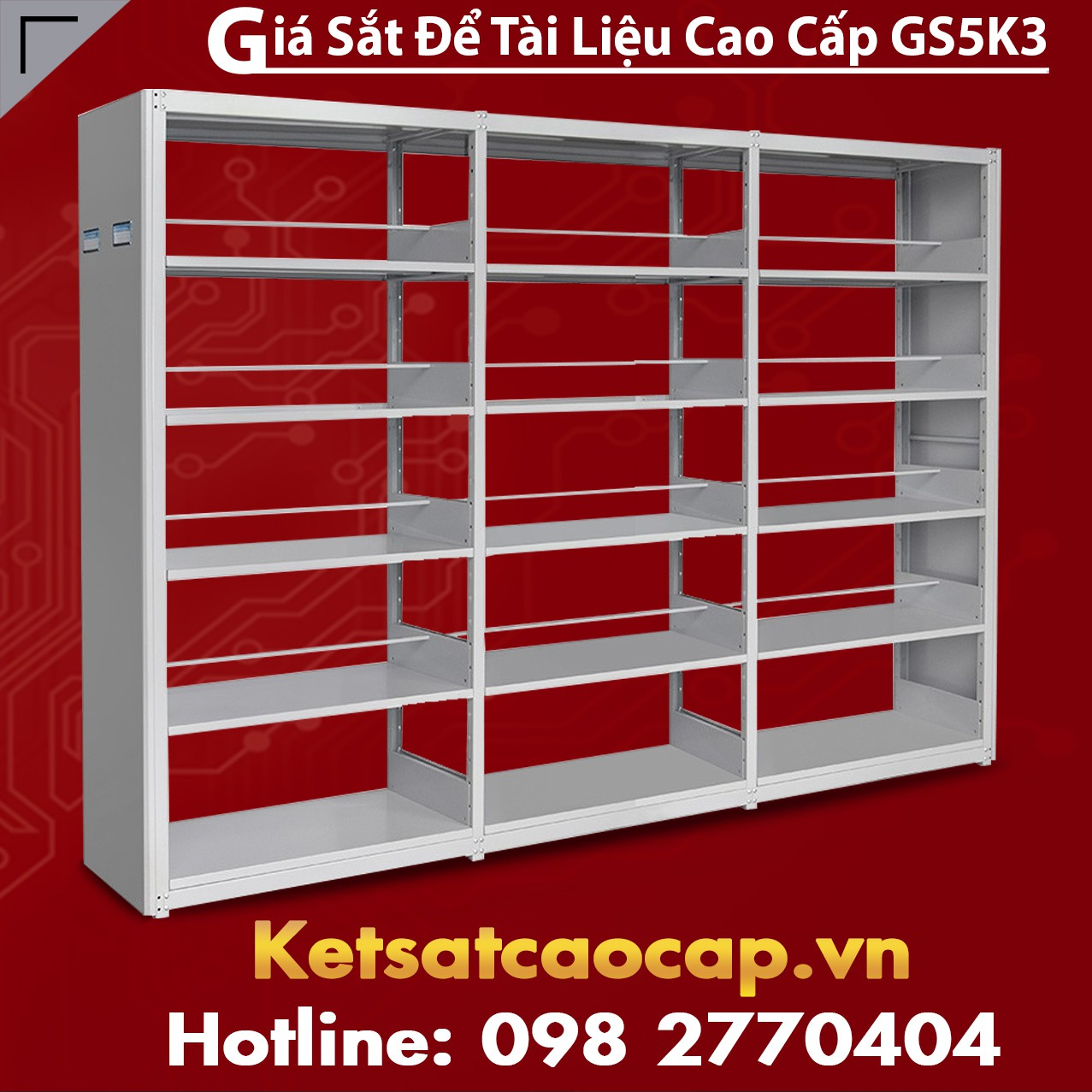 Giá Sắt GS5K3