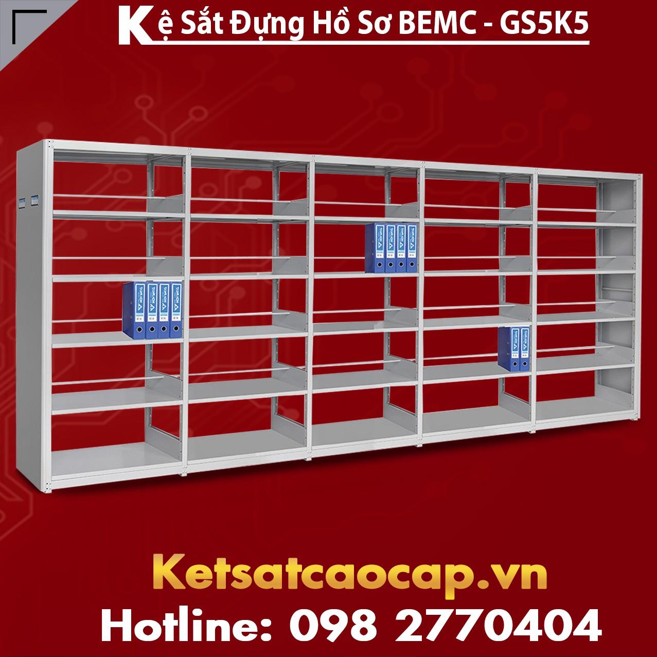 Kệ Sắt BEMC-GS5K5
