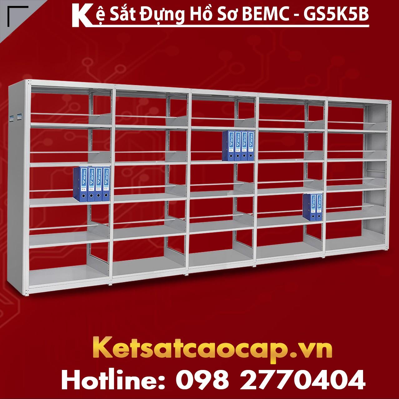 Kệ Sắt BEMC-GS5K5B