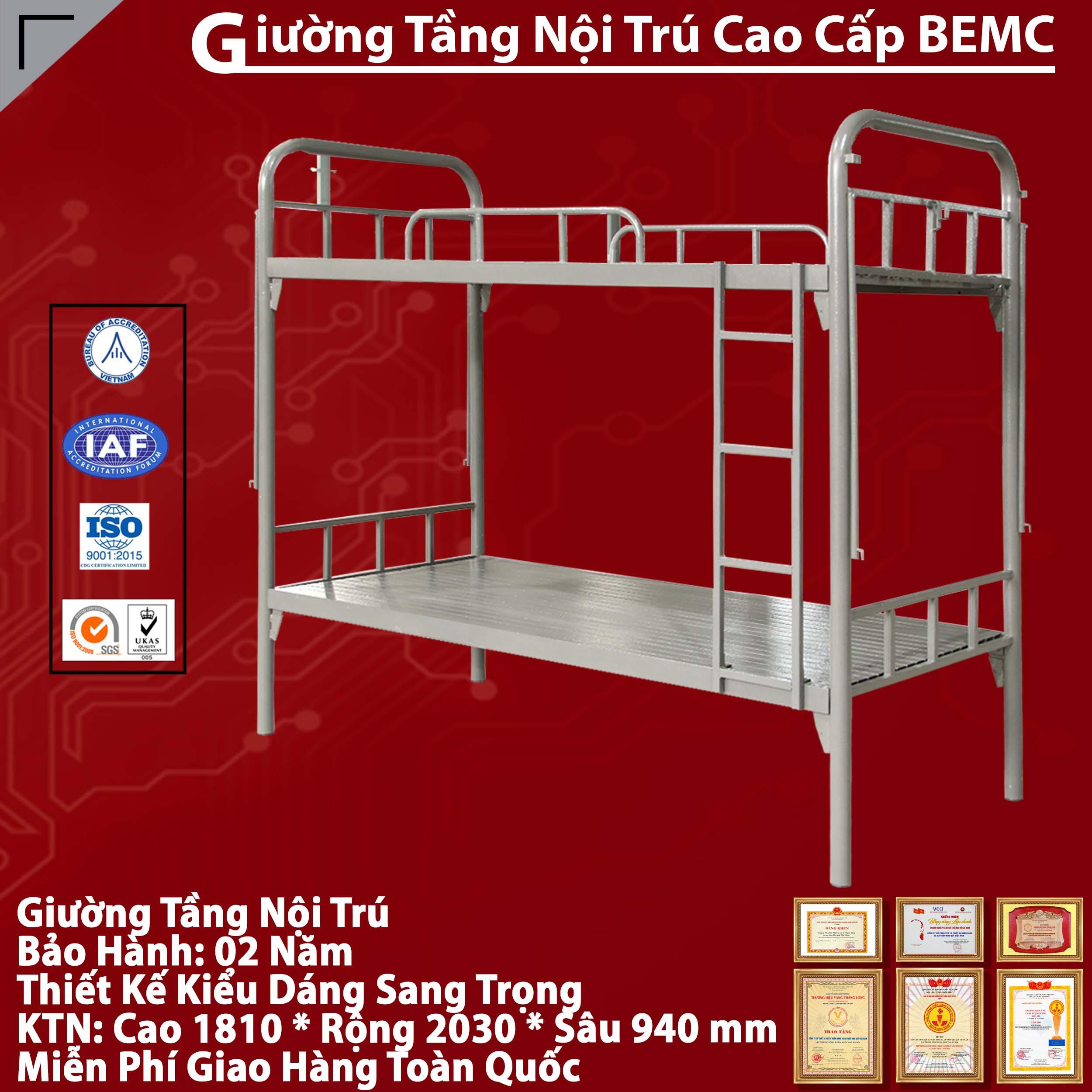 Xưởng sản xuất giường tầng