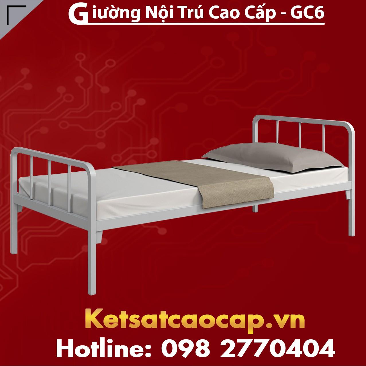 Giường Nội Trú Cao Cấp - GC6