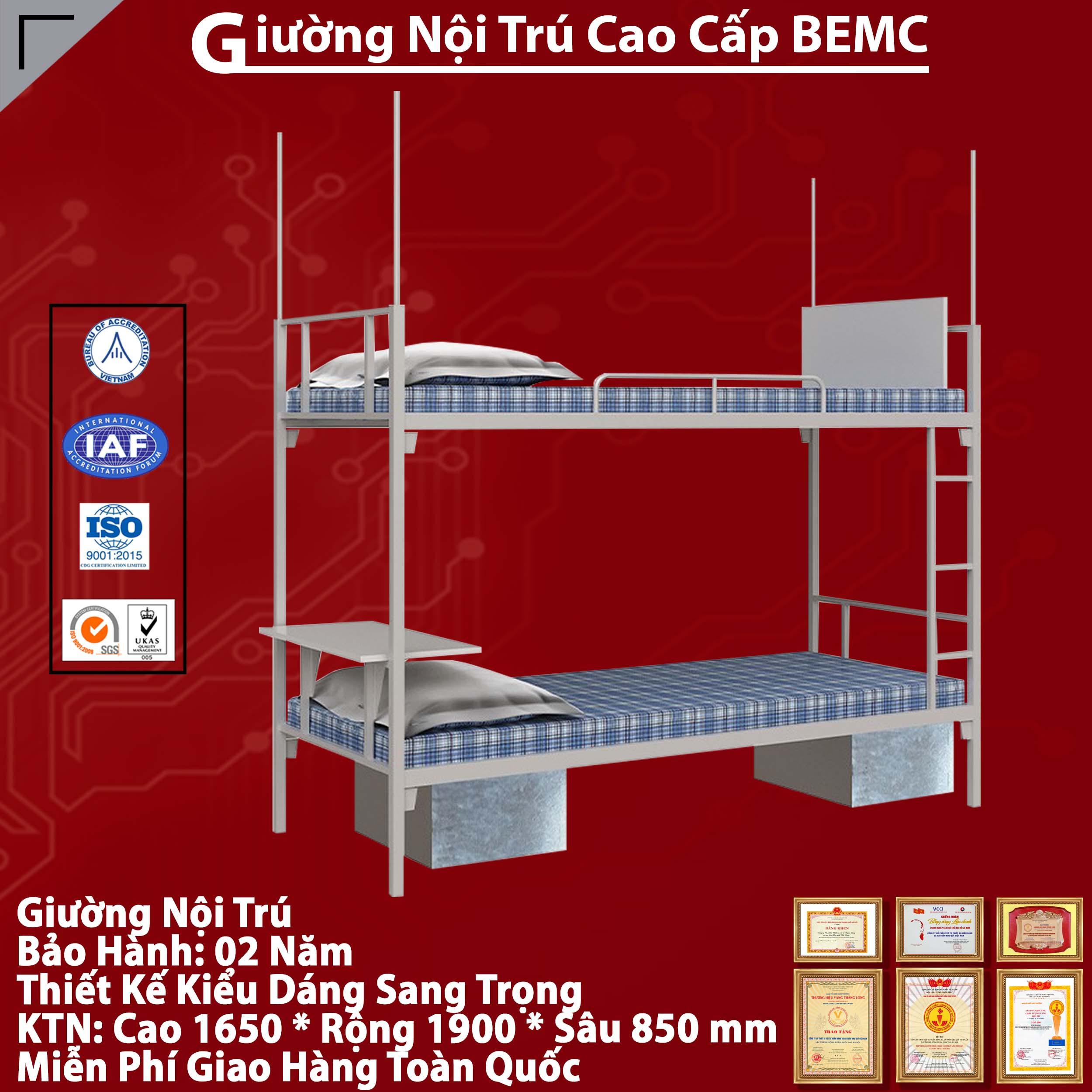 Giường tầng BEMC-GT40BH