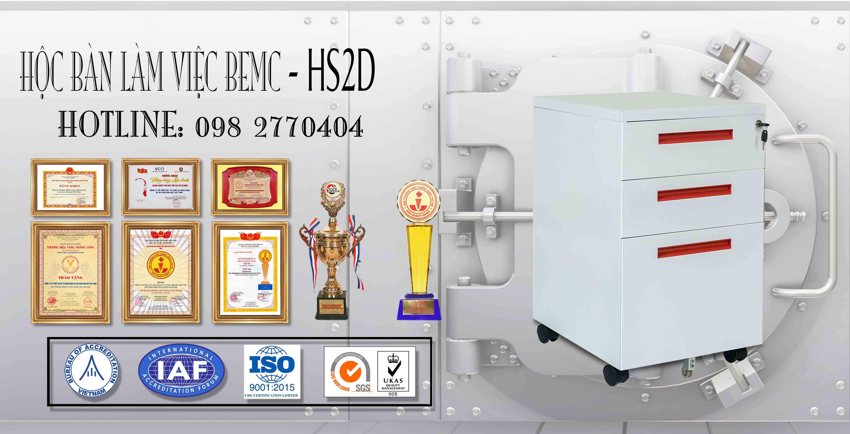 Hộc sắt di động BEMC - HS2D