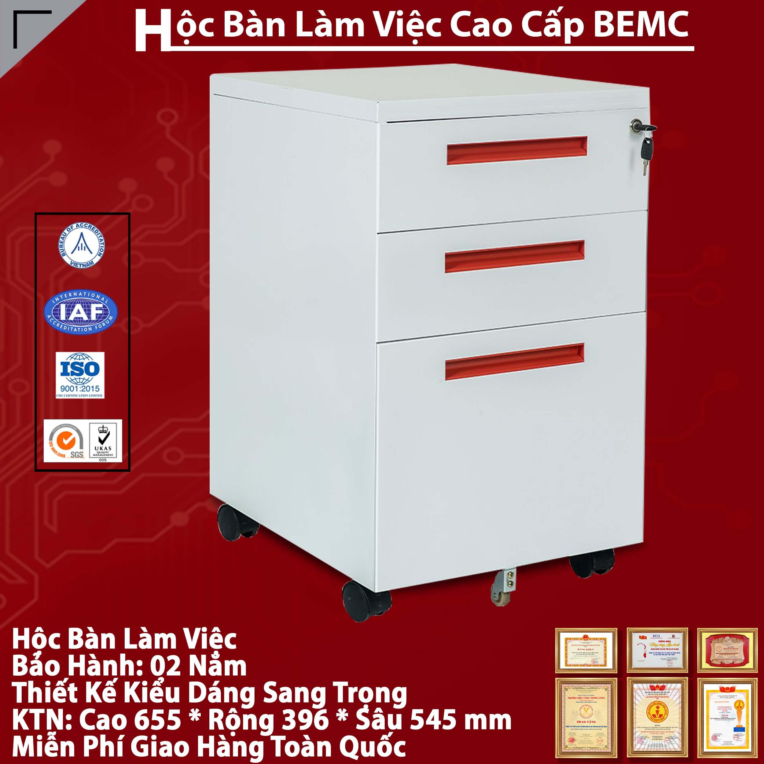 Hộc di động sắt BEMC - HS2D