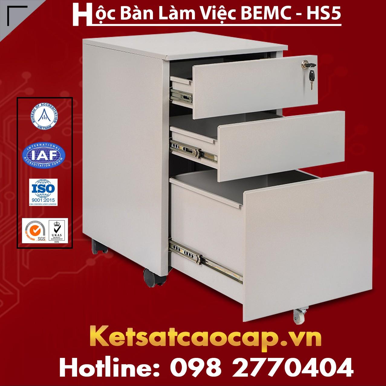 Hộc Bàn Làm Việc BEMC - HS5