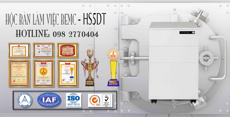 Hộc sắt di động BEMC - HS5DT