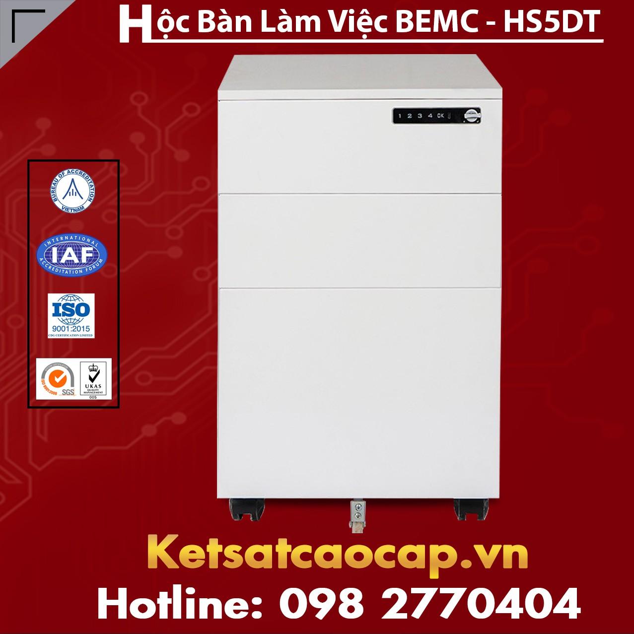 Hộc Bàn Làm Việc BEMC - HS5DT
