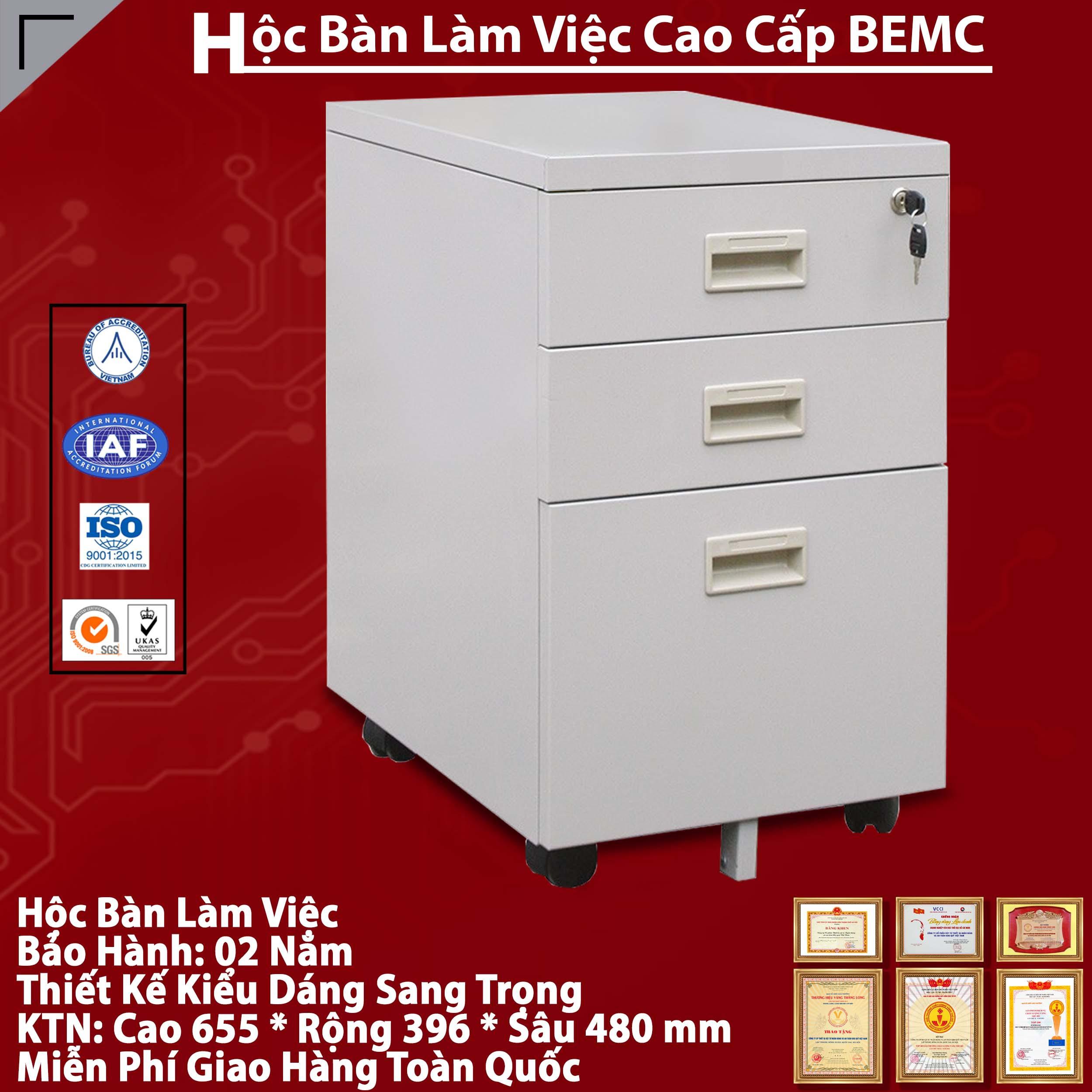 Hộc di động sắt BEMC - HS1