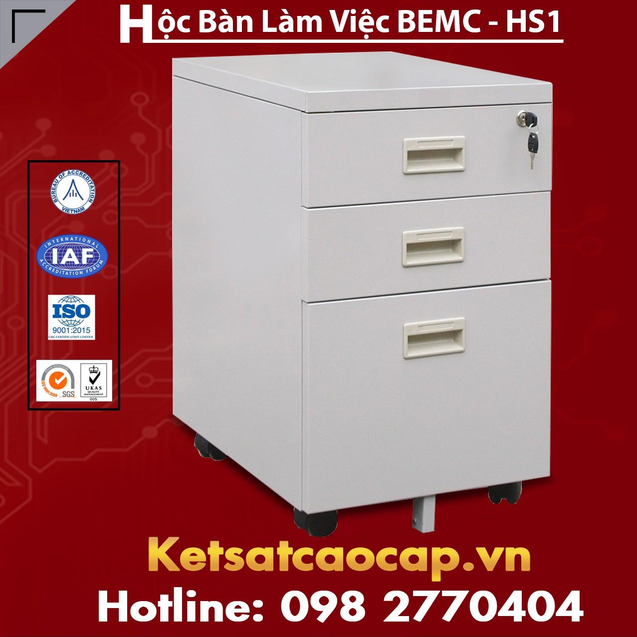 Hộc Bàn Làm Việc BEMC - HS1