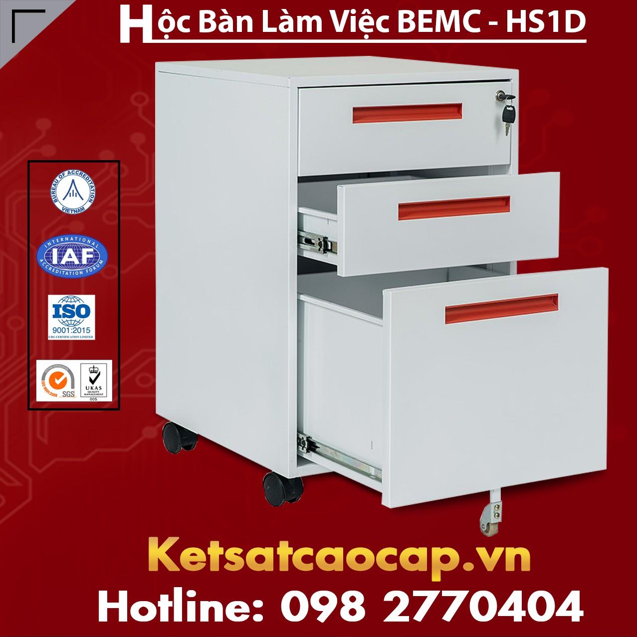 Hộc Bàn Làm Việc BEMC - HS1D