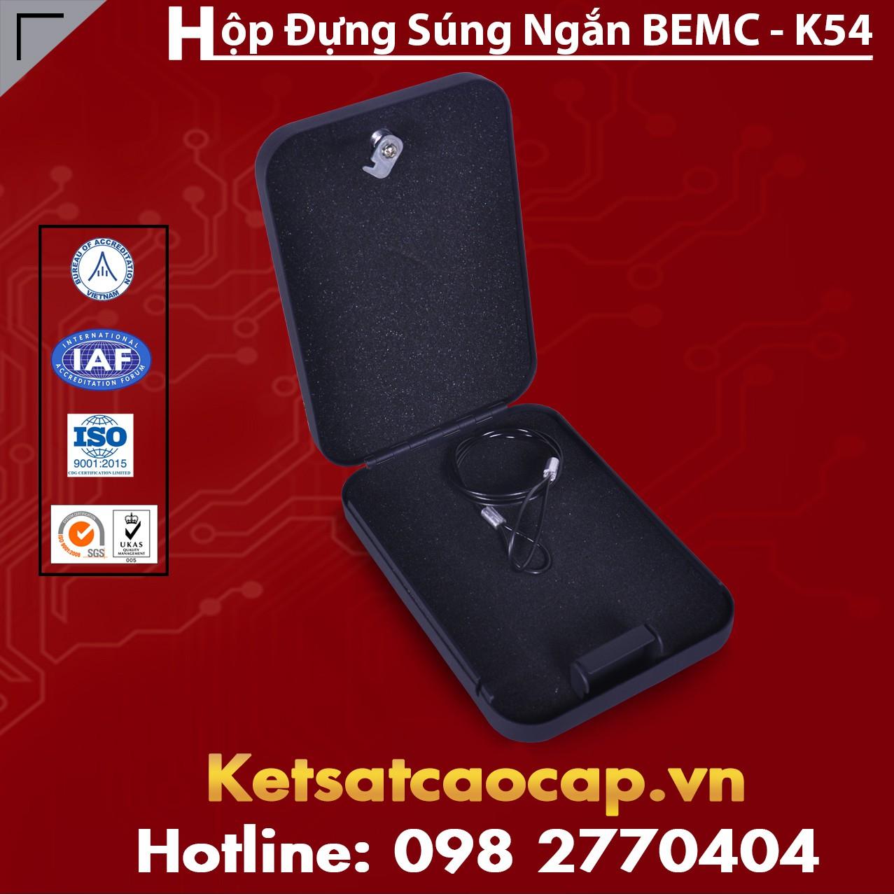 Hộp Đựng Súng Ngắn BEMC-K54
