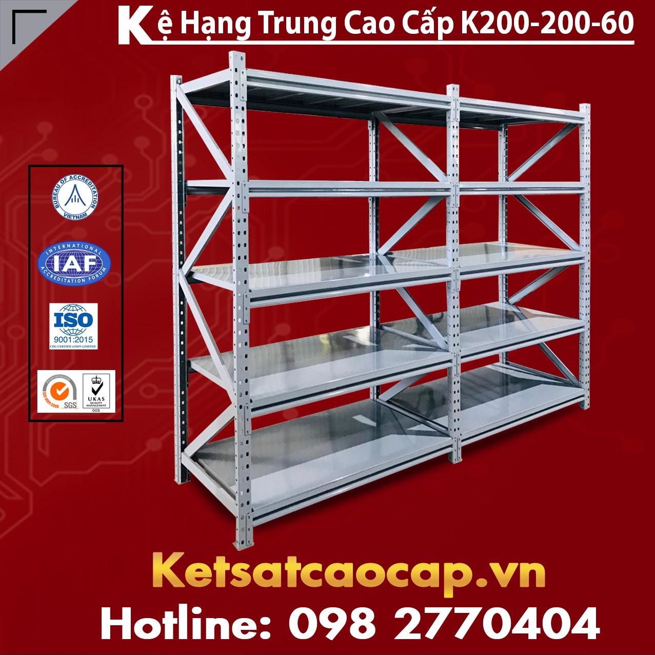 Kệ Hạng Trung K200-200-60