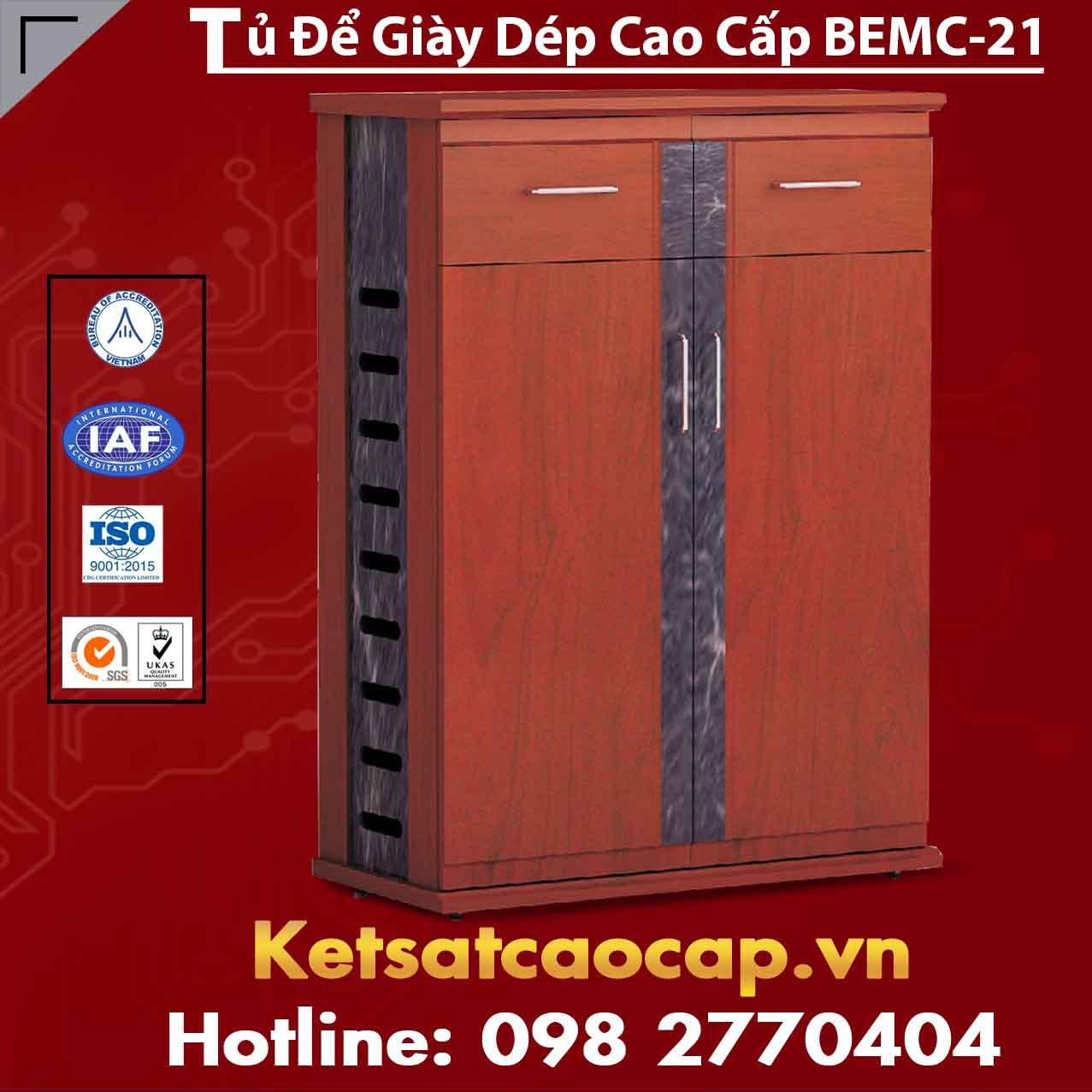 Tủ Để Giày Dép Cao Cấp BEMC-21