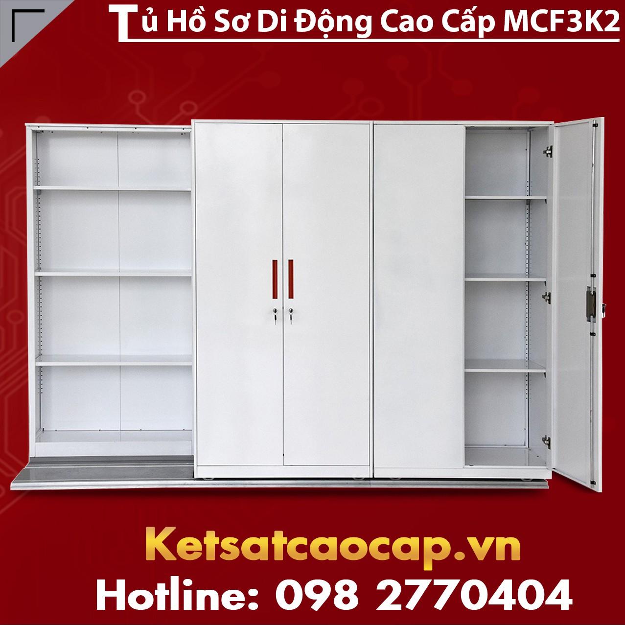 Tủ Hồ Sơ Di Động MCF3K2