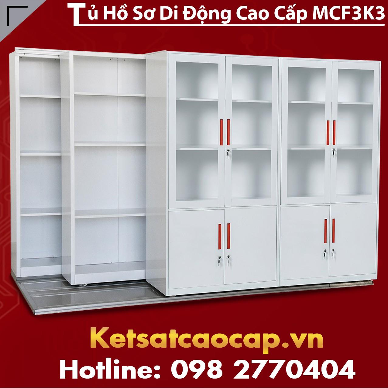 Tủ Hồ Sơ Di Động MCF3K3