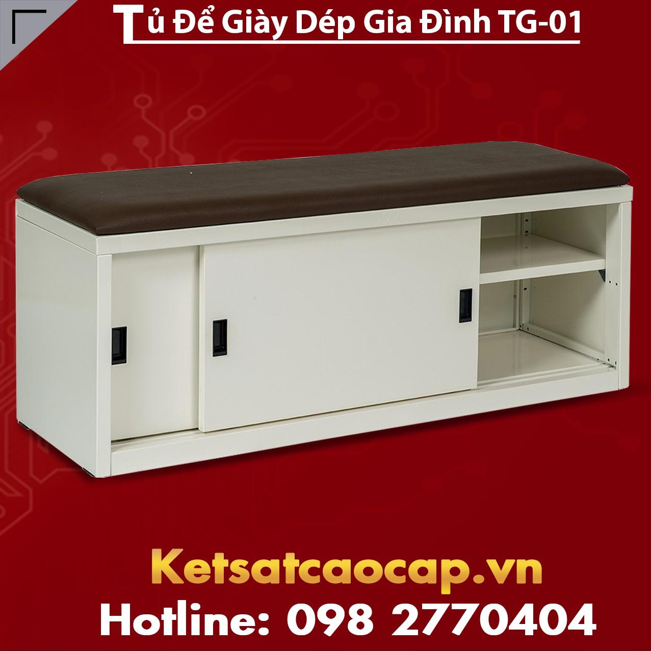 Tủ Để Giày Dép Gia Đình TG-01