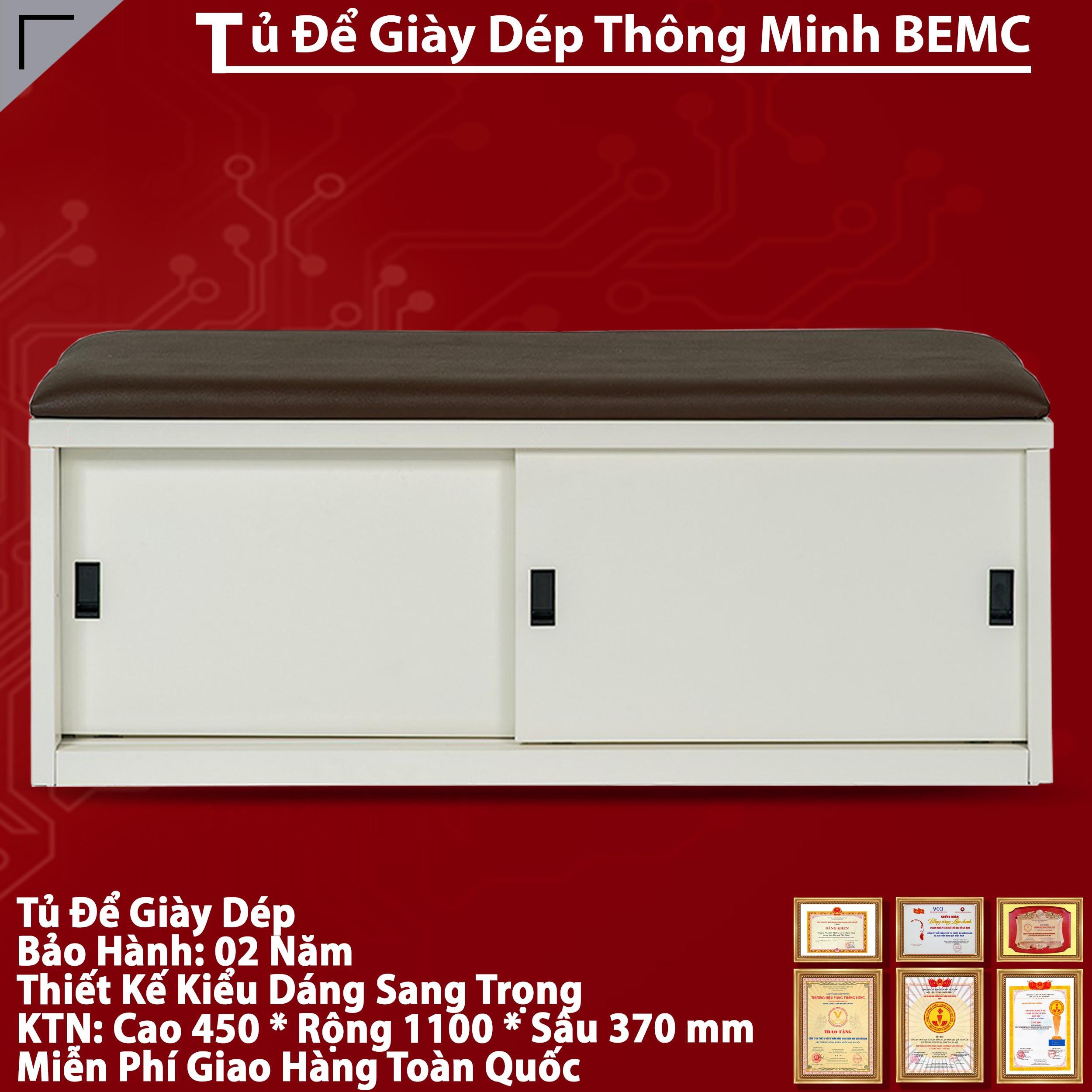 Tủ Để Giày Dép Cao Cấp BEMC-01