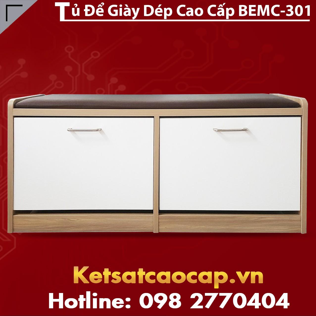 Tủ Để Giày Dép Cao Cấp BEMC-301