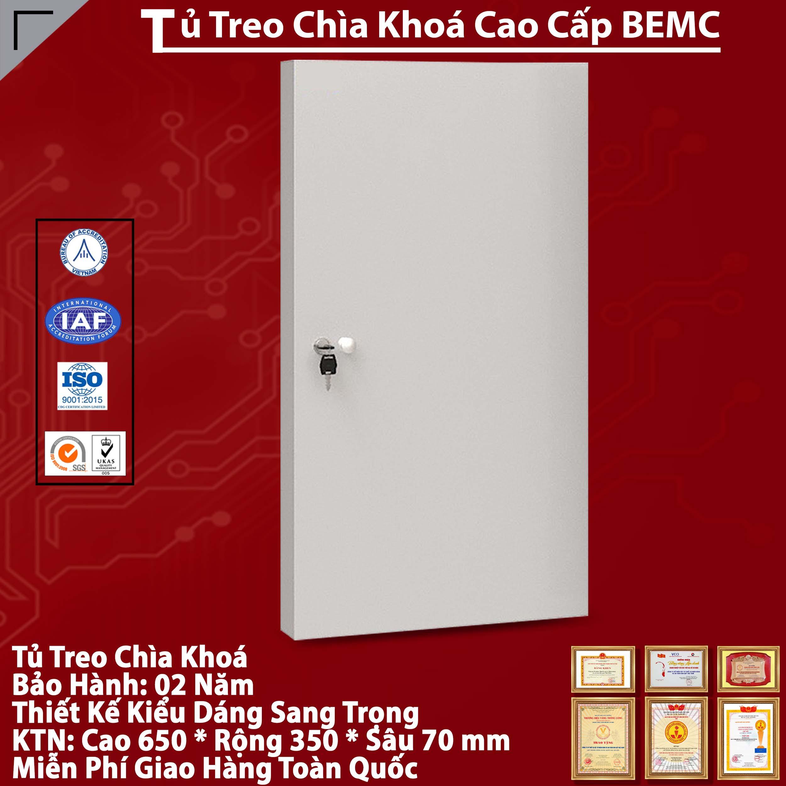 Tủ treo chìa khóa BEMC-100 giá tốt