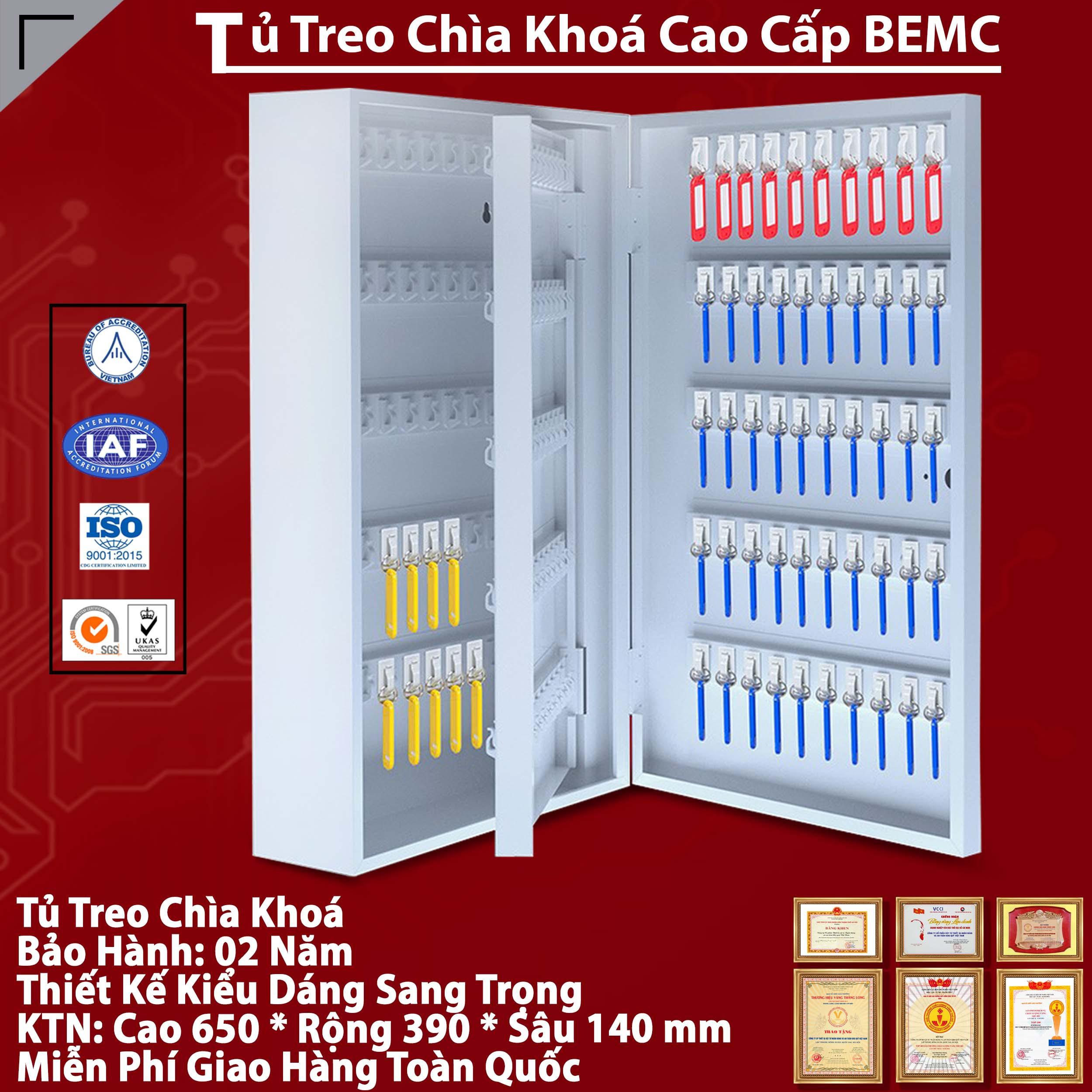 Tủ treo chìa khóa BEMC-200 giá tốt