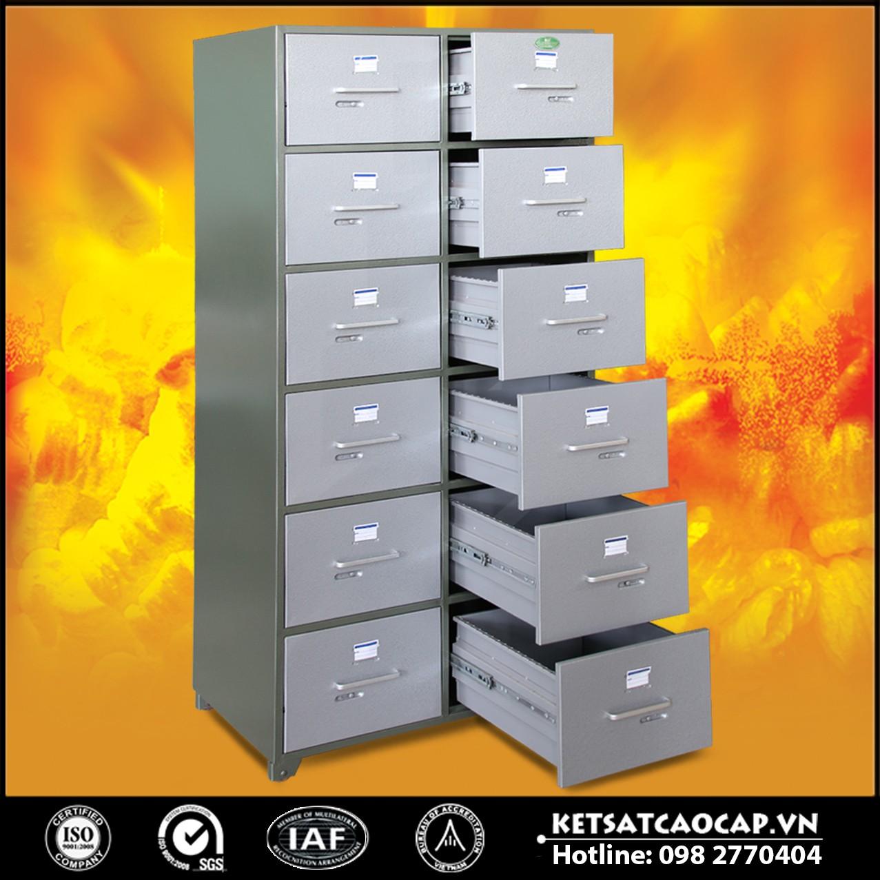 Cửa Hàng Tủ Sắt Để FILE Tài Liệu TU12F