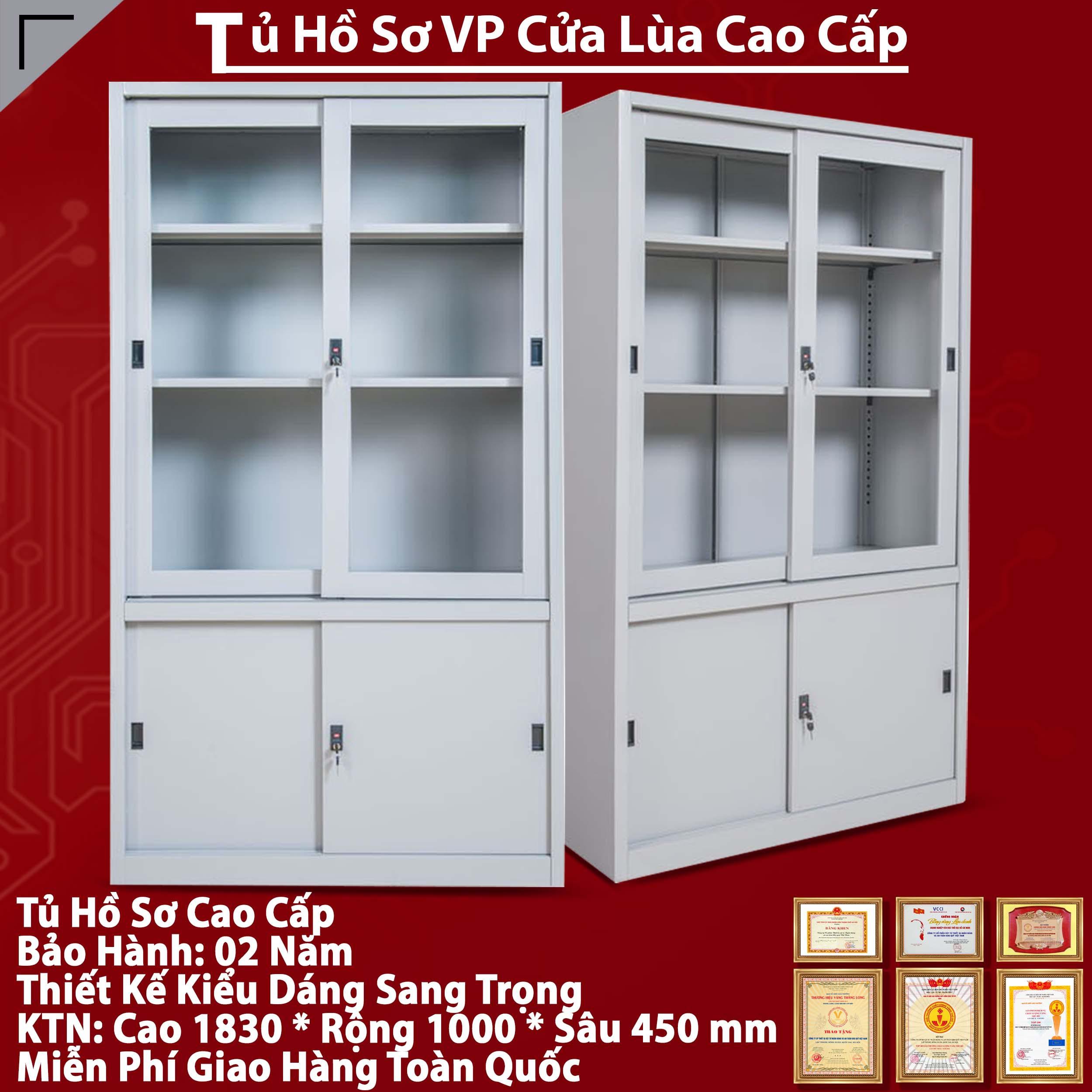 Tủ sắt đựng hồ sơ giá rẻ BEMC K3BCK