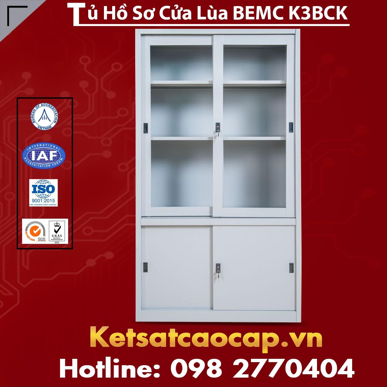 Tủ Hồ Sơ BEMC K3BCK