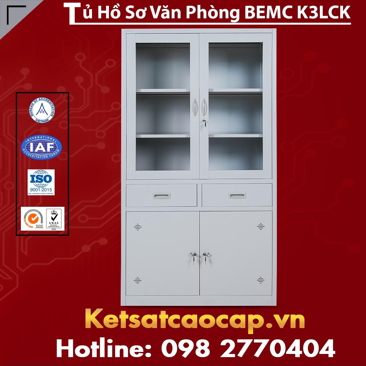 Tủ Hồ Sơ BEMC K3LCK