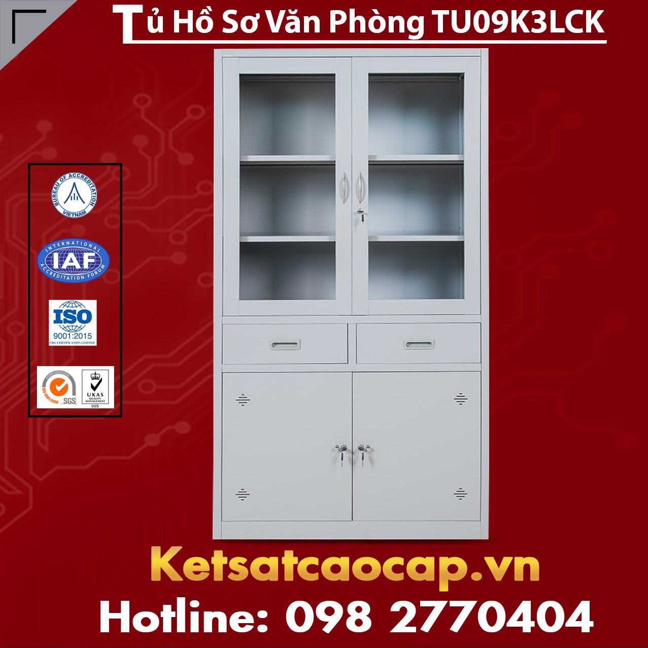Tủ Hồ Sơ Văn Phòng TU09K3LCK