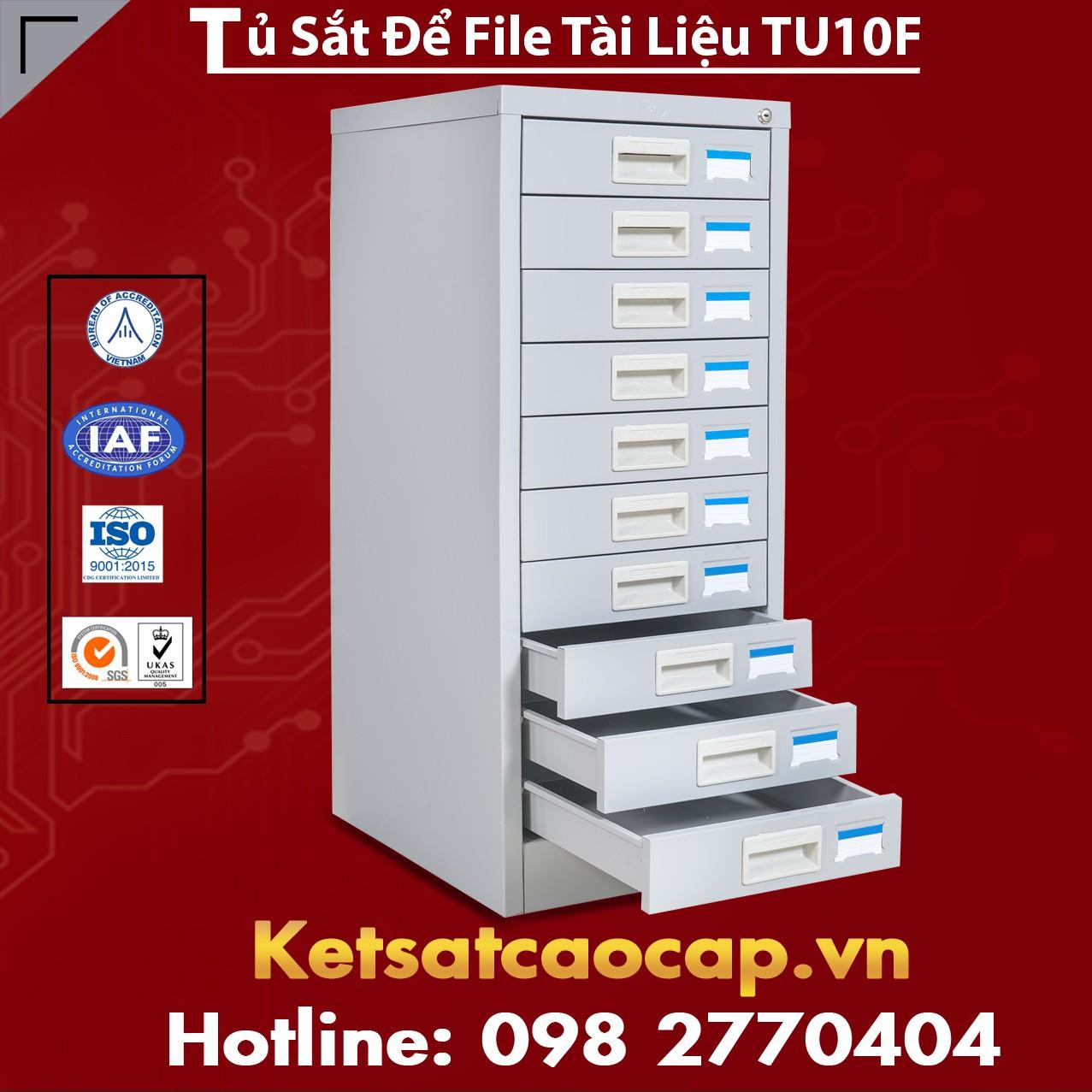 Tủ Sắt Để File Tài Liệu TU10F