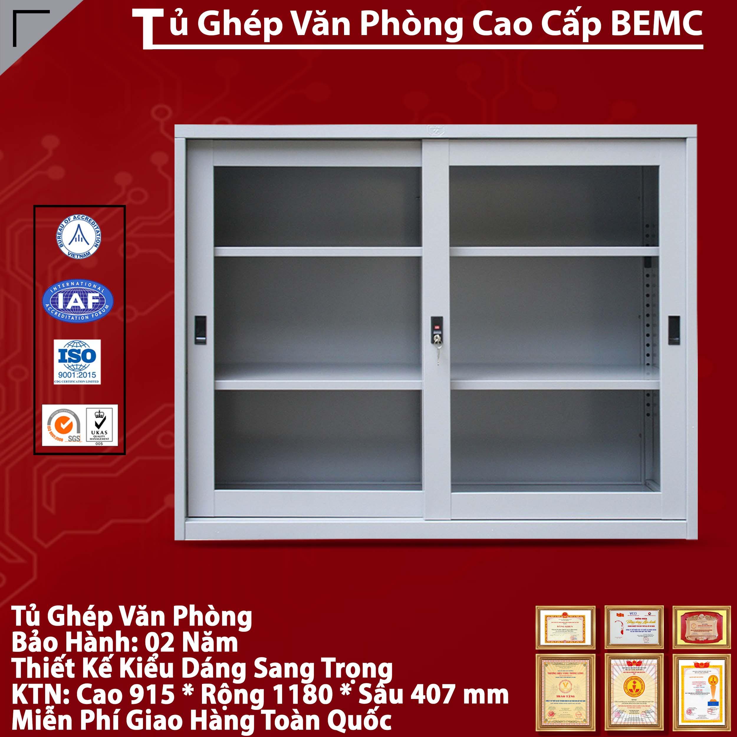 Tủ Tài Liệu Hồ Sơ BEMC-118GCK