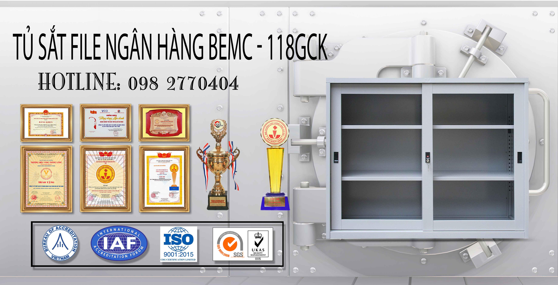 Tủ hồ sơ BEMC-118GCK