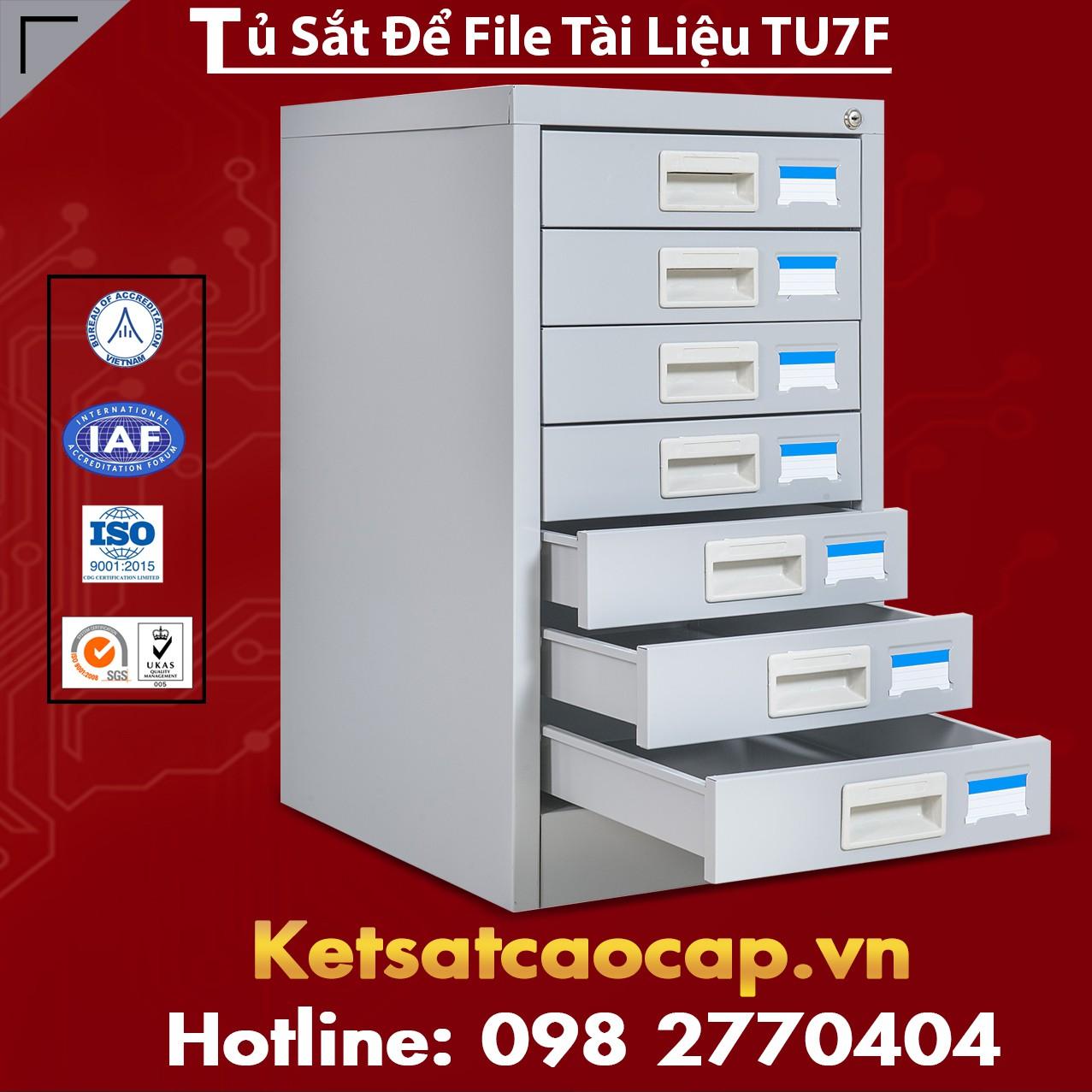 Tủ Sắt Để File Tài Liệu TU7F