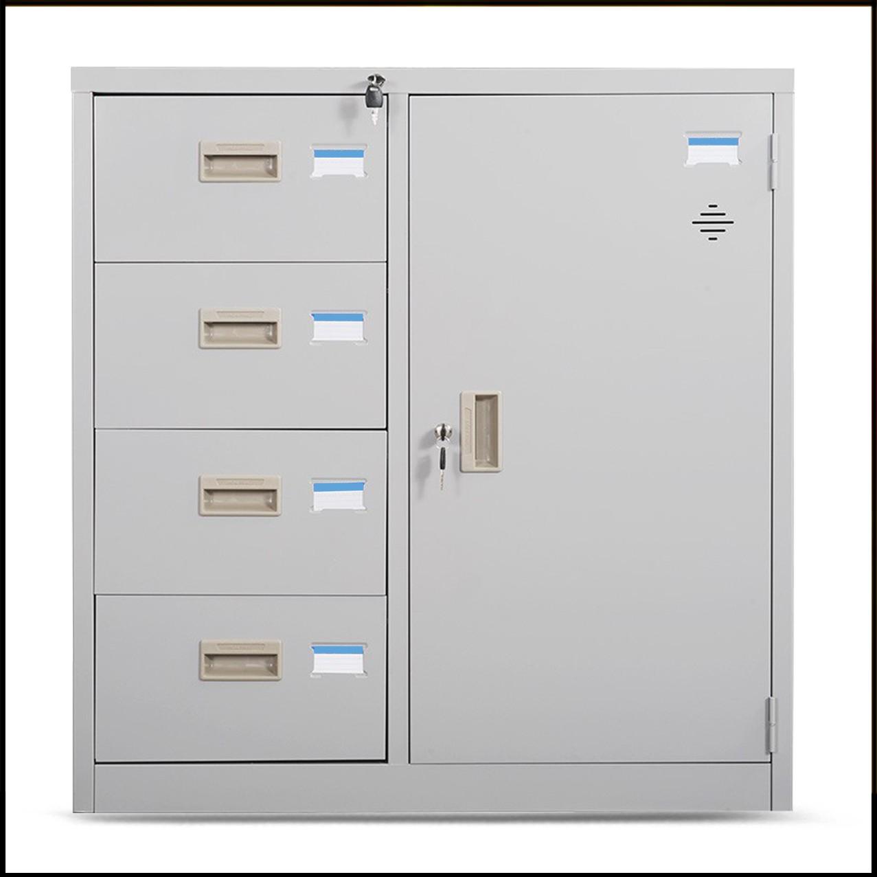 Tủ hồ sơ văn phòng BEMC-88-4D
