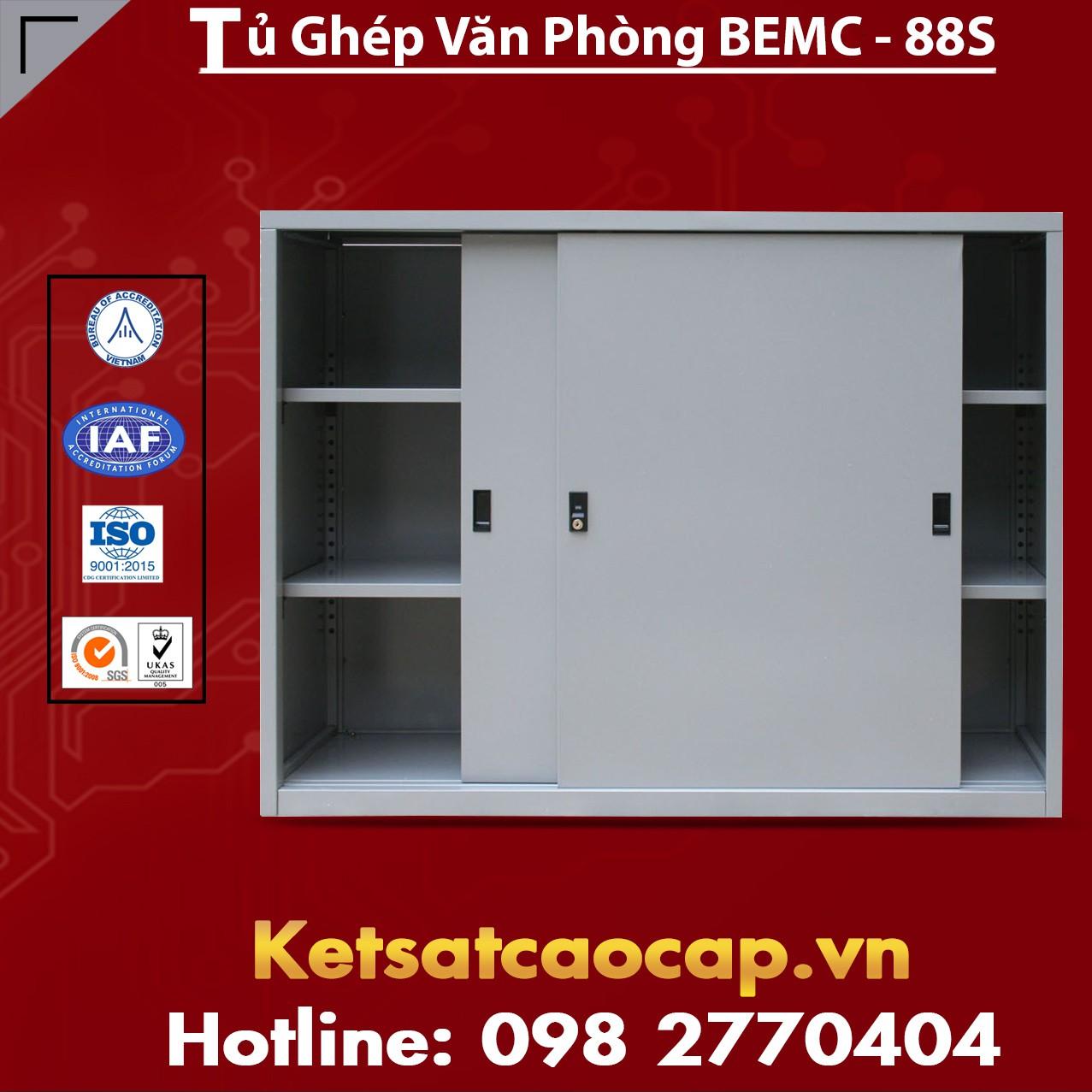 Tủ Ghép Văn Phòng BEMC-88S