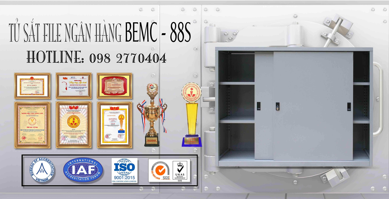Tủ hồ sơ BEMC-88S
