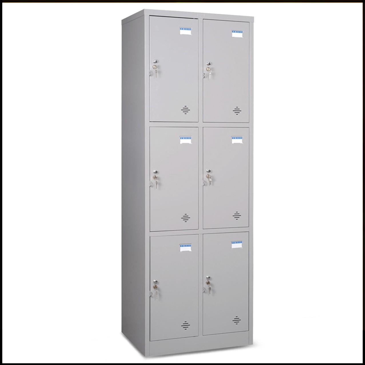Tủ Locker 6 khoang TU983-2K