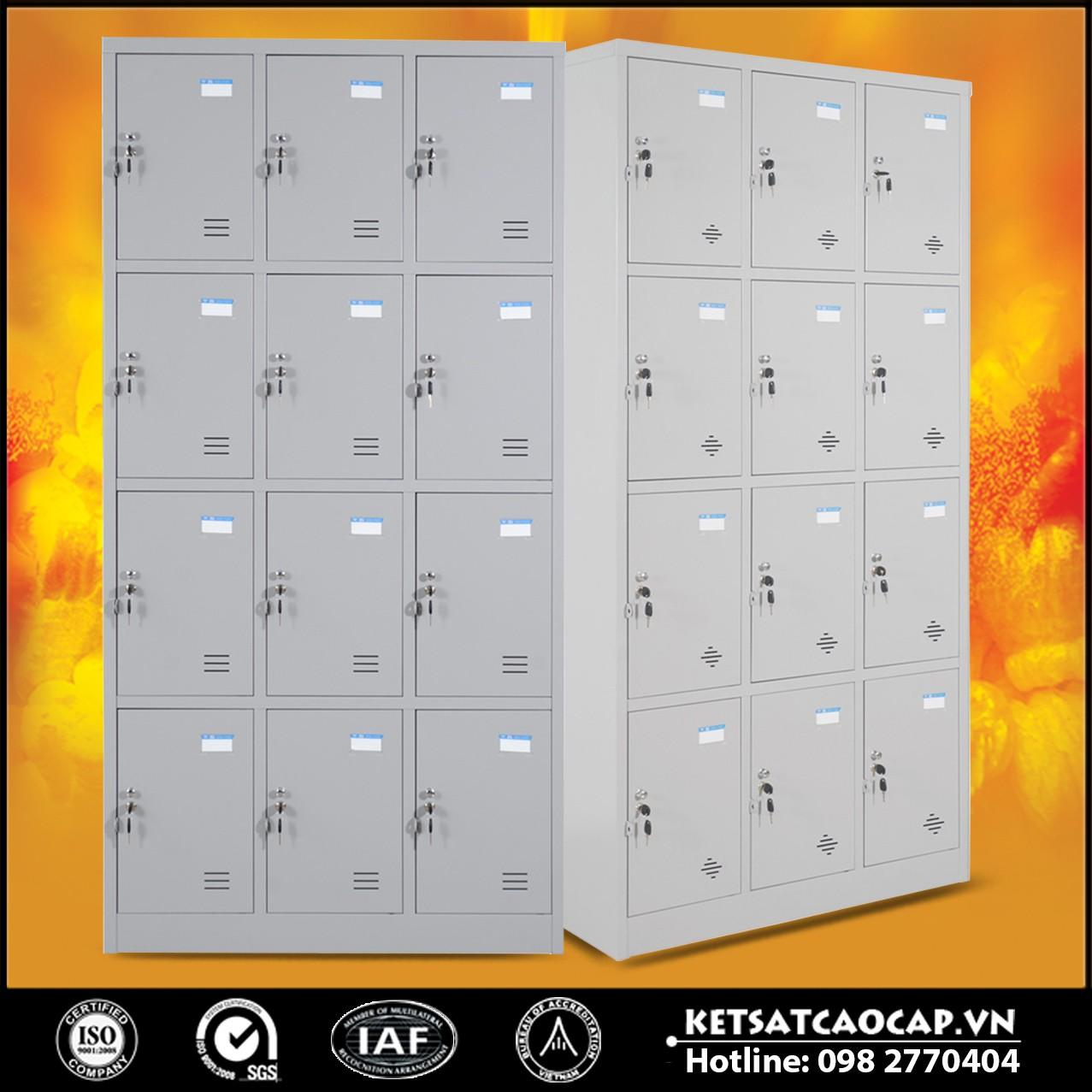 Tủ Locker Văn Phòng Giá Rẻ - Miễn Phí Lắp Đặt, Giao Hàng