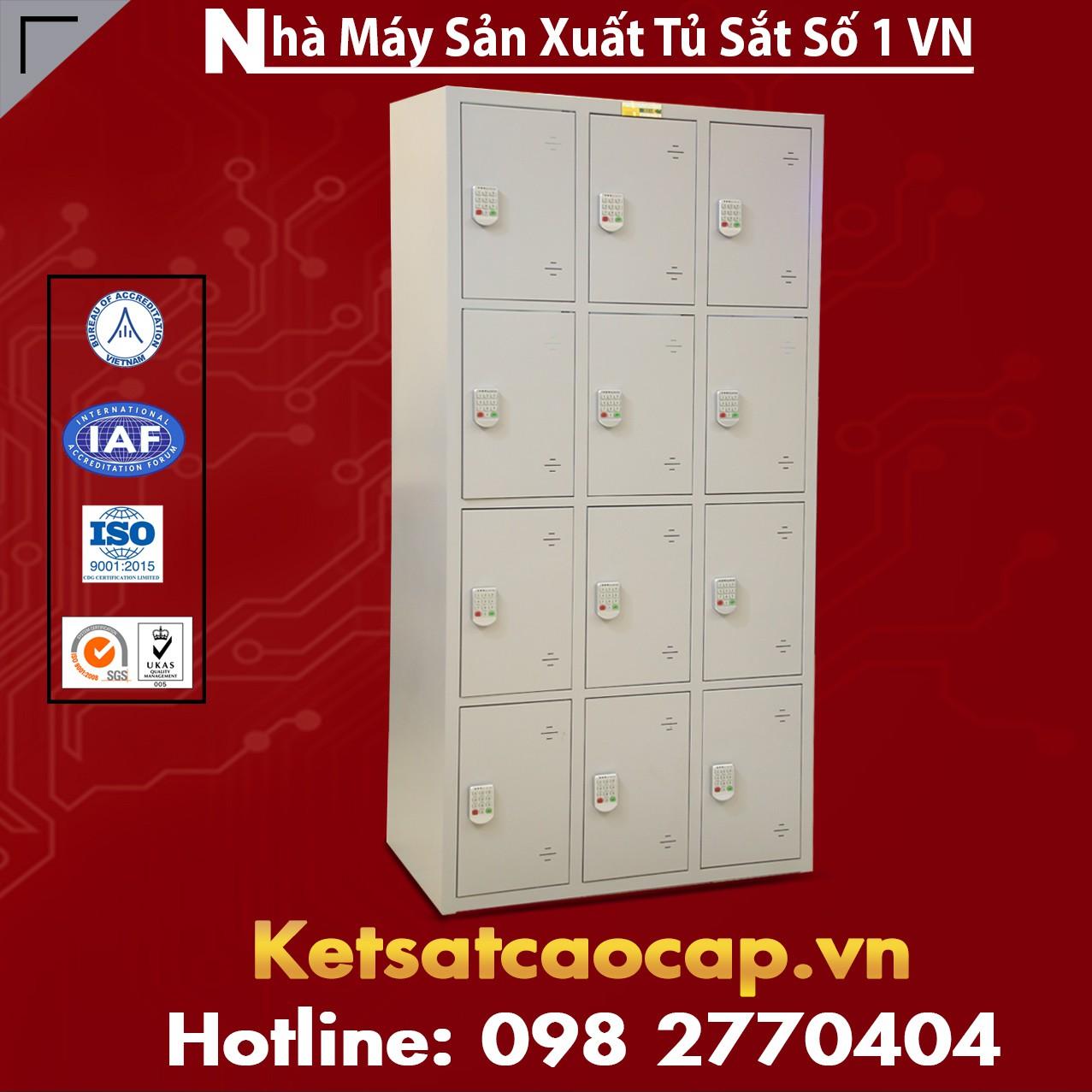 Tủ sắt locker TU984-3K cao cấp, giá tốt