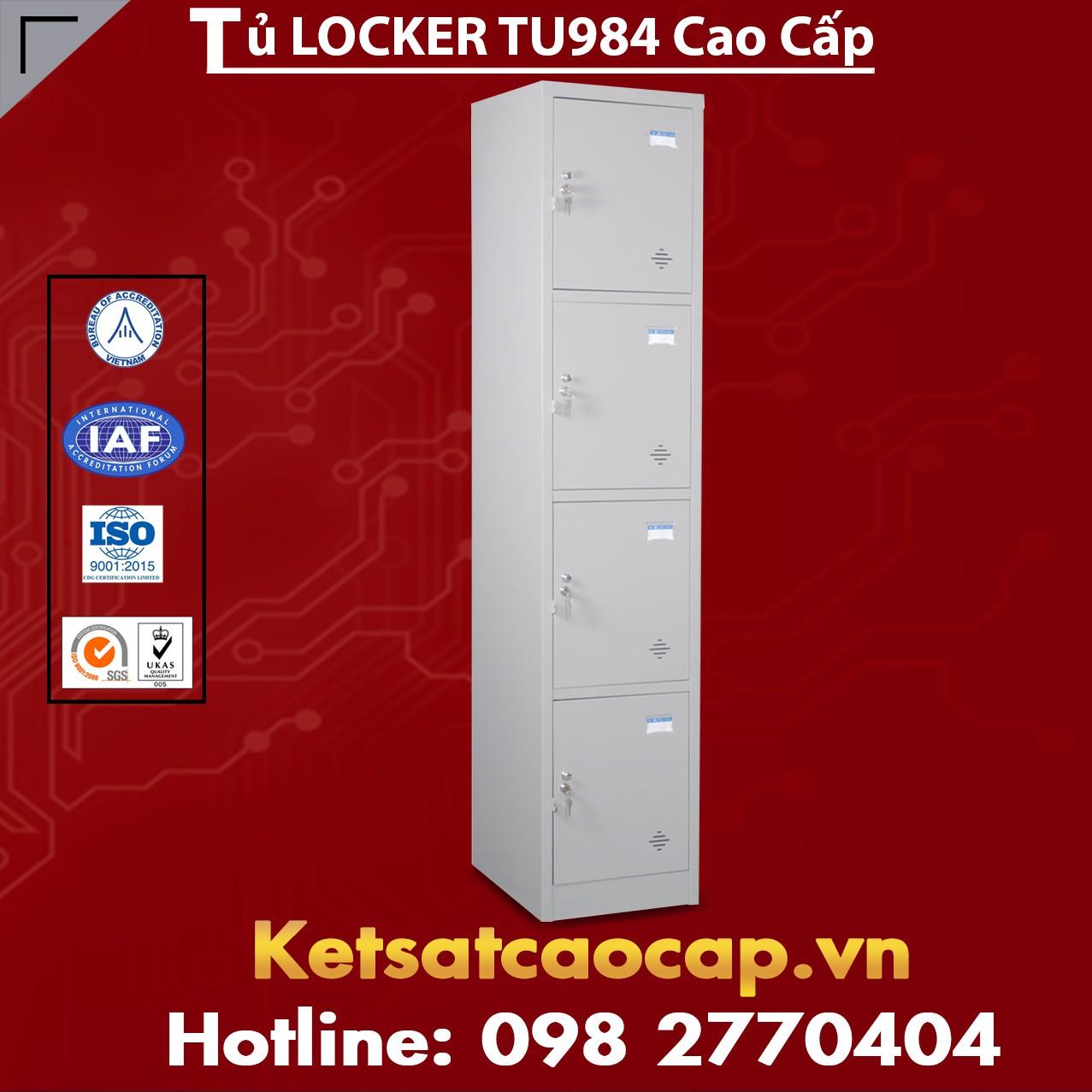 Tủ Locker TU984
