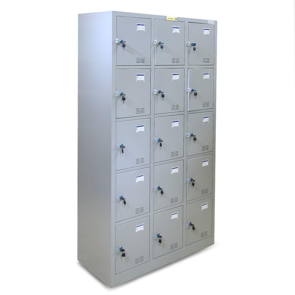 Tủ locker 15 ngăn cánh kiểu TU985-3K
