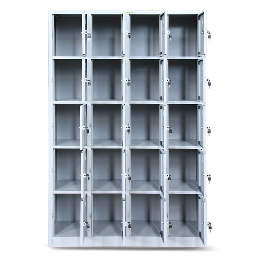 Tủ sắt locker 20 ngăn mã TU985-4K