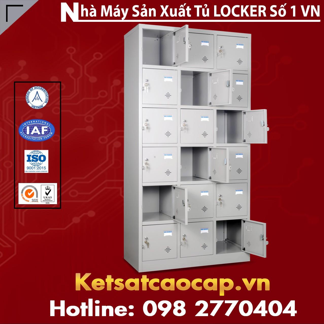 Tủ Locker TU986-3K