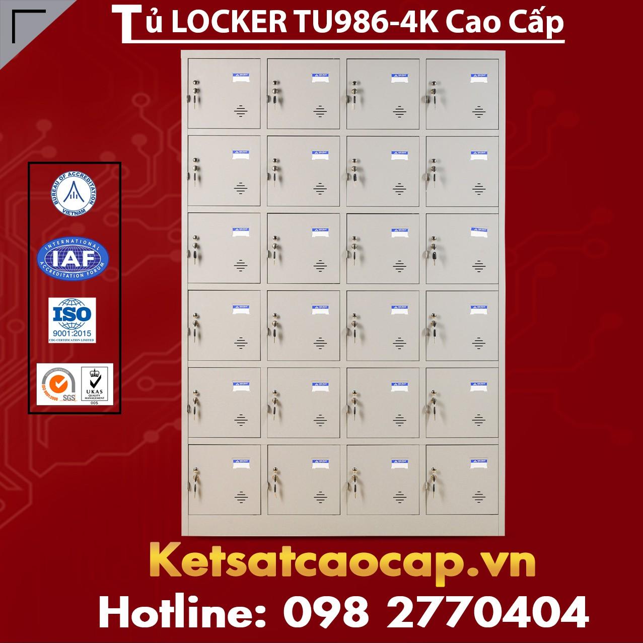 Tủ Locker Giá Gốc Tại Kho