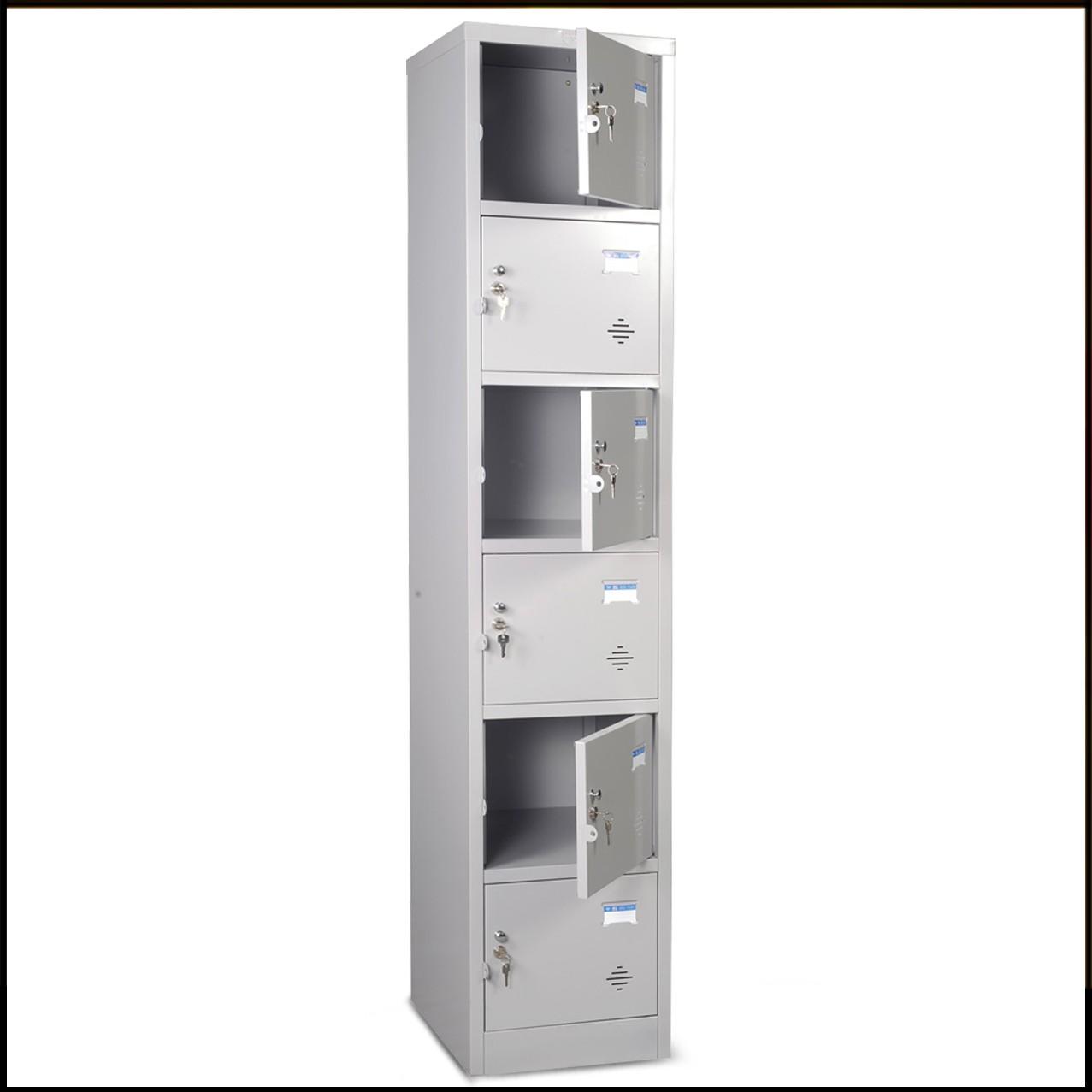Tủ tài liệu locker 6 ngăn cao cấp mã TU986