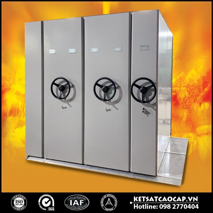 Hệ tủ di động Compactor BEMC - MCF1