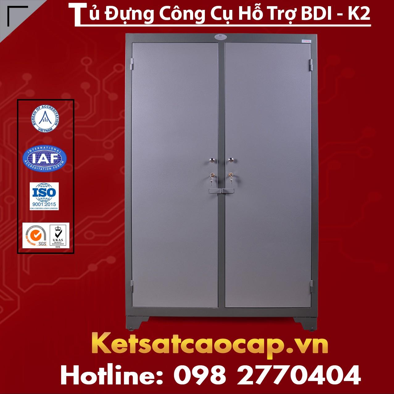 Tủ Đựng Công Cụ Hỗ Trợ BDI - K2