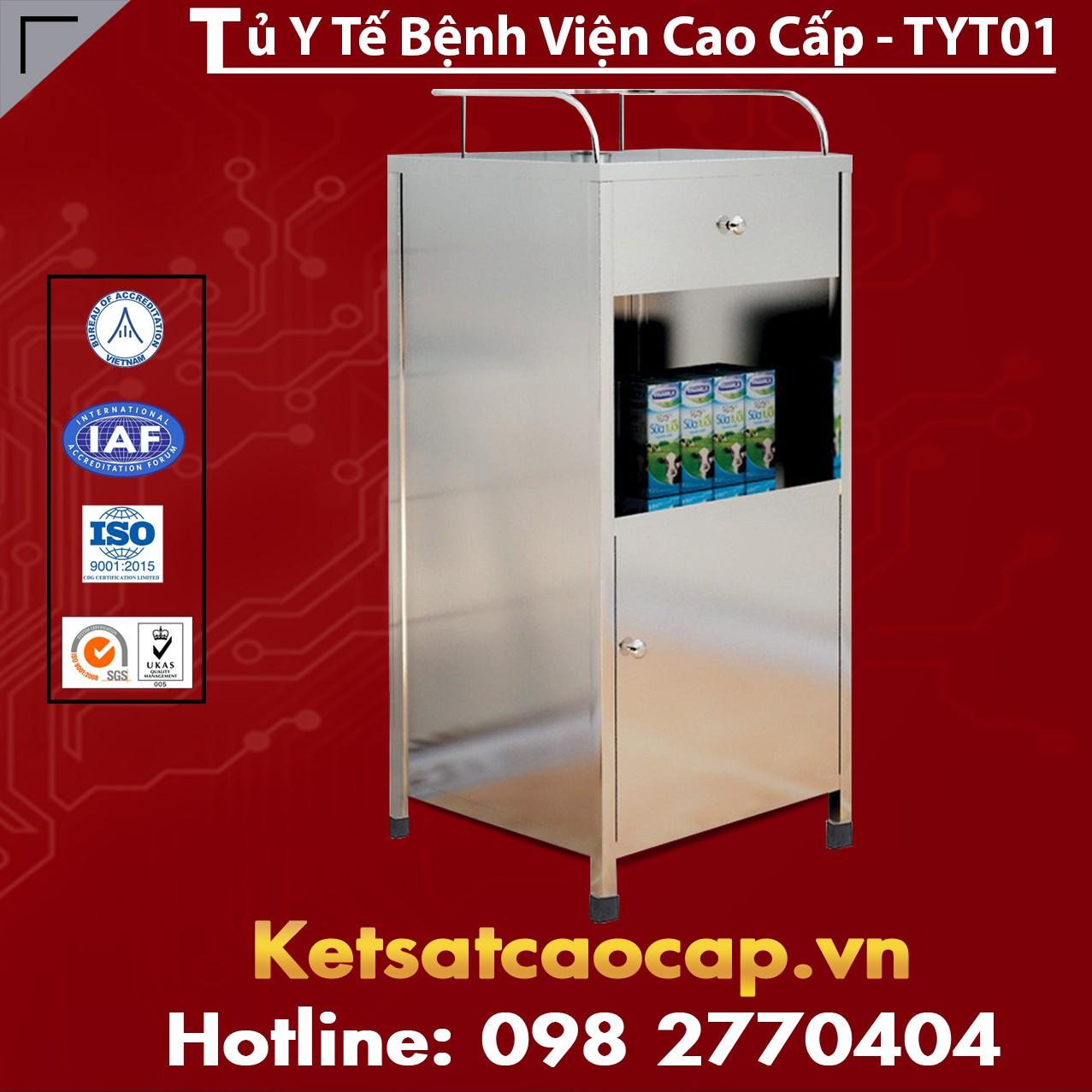 Tủ Y Tế Bệnh Viện - TYT01